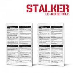 Nouvelles capacités pour STALKER - Le Jeu de Rôle. Une exclusivité La Loutre Rôliste !