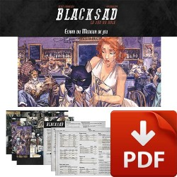 Ecran du meneur Blacksad -...