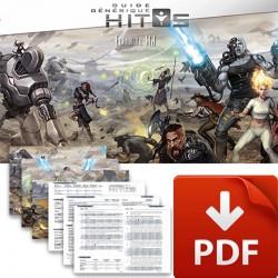 Ecran du meneur HITOS - PDF