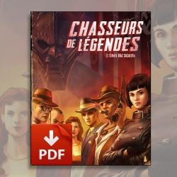 Chasseurs de Légendes -...